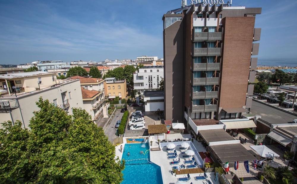 Euro Hotel Miramare Di Rimini